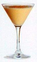 Алкогольный коктейль «Александр - кофе»